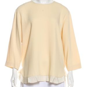 💛💛Stella McCartney Ruffled Blouse 💛💛